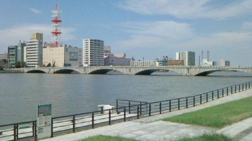 万代橋(信濃川)