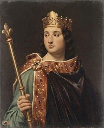 ルイ5世 (西フランク王・パブリックドメイン)