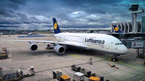 ルフトハンザドイツ航空(飛行機)