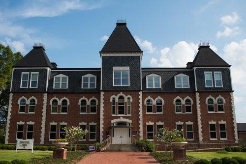 ルイジアナ工科大学(Hale Hall)