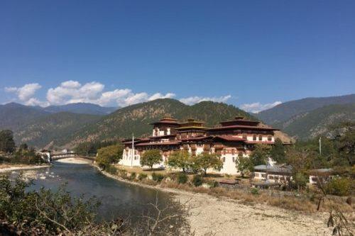 プナカ・ゾン(ブータン王国)