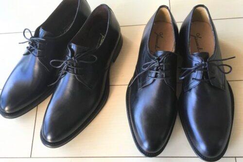 プレーントゥ(紳士靴)